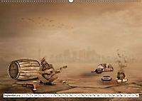 Welt der Fantasie - Surreal, verträumt und grenzenlos (Wandkalender 2019 DIN A2 quer) - Produktdetailbild 9