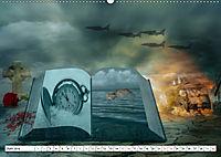 Welt der Fantasie - Surreal, verträumt und grenzenlos (Wandkalender 2019 DIN A2 quer) - Produktdetailbild 6