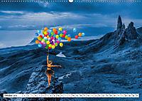 Welt der Fantasie - Surreal, verträumt und grenzenlos (Wandkalender 2019 DIN A2 quer) - Produktdetailbild 10