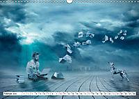 Welt der Fantasie - Surreal, verträumt und grenzenlos (Wandkalender 2019 DIN A3 quer) - Produktdetailbild 2