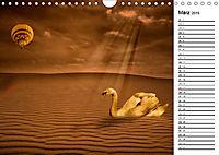 Welt der Fantasie - Surreal, verträumt und grenzenlos (Wandkalender 2019 DIN A4 quer) - Produktdetailbild 3