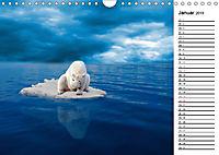 Welt der Fantasie - Surreal, verträumt und grenzenlos (Wandkalender 2019 DIN A4 quer) - Produktdetailbild 1