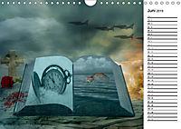 Welt der Fantasie - Surreal, verträumt und grenzenlos (Wandkalender 2019 DIN A4 quer) - Produktdetailbild 6