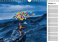 Welt der Fantasie - Surreal, verträumt und grenzenlos (Wandkalender 2019 DIN A4 quer) - Produktdetailbild 10
