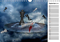 Welt der Fantasie - Surreal, verträumt und grenzenlos (Wandkalender 2019 DIN A4 quer) - Produktdetailbild 9