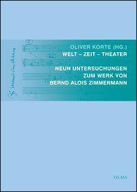 Welt - Zeit - Theater