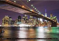 Weltbekannte Brücken (Wandkalender 2019 DIN A2 quer) - Produktdetailbild 1