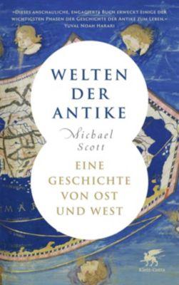 Welten der Antike - Michael Scott  