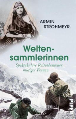 Weltensammlerinnen, Armin Strohmeyr