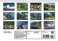 Welterberegion Hallstatt Dachstein (Wandkalender 2019 DIN A4 quer) - Produktdetailbild 13