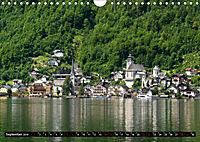 Welterberegion Hallstatt Dachstein (Wandkalender 2019 DIN A4 quer) - Produktdetailbild 9