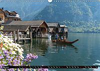 Welterberegion Hallstatt Dachstein (Wandkalender 2019 DIN A3 quer) - Produktdetailbild 5