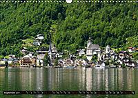 Welterberegion Hallstatt Dachstein (Wandkalender 2019 DIN A3 quer) - Produktdetailbild 9