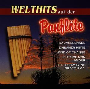 Welthits auf der Panflöte, Hans Eiter