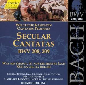 Weltliche Kantaten Bwv 208+209, Johann Sebastian Bach