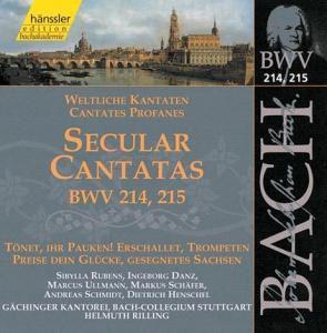 Weltliche Kantaten Bwv 214+215, Johann Sebastian Bach