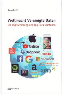 Weltmacht Vereinigte Daten, Arno Rolf