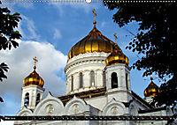 Weltmetropole Moskau (Wandkalender 2019 DIN A2 quer) - Produktdetailbild 5