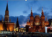 Weltmetropole Moskau (Wandkalender 2019 DIN A2 quer) - Produktdetailbild 8