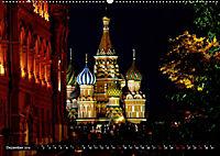 Weltmetropole Moskau (Wandkalender 2019 DIN A2 quer) - Produktdetailbild 12