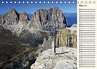 Weltnaturerbe DOLOMITEN (Tischkalender 2019 DIN A5 quer) - Produktdetailbild 5