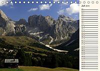 Weltnaturerbe DOLOMITEN (Tischkalender 2019 DIN A5 quer) - Produktdetailbild 7
