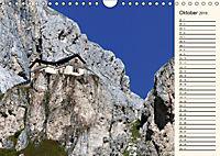 Weltnaturerbe DOLOMITEN (Wandkalender 2019 DIN A4 quer) - Produktdetailbild 10