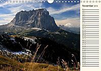 Weltnaturerbe DOLOMITEN (Wandkalender 2019 DIN A4 quer) - Produktdetailbild 11