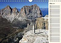 Weltnaturerbe DOLOMITEN (Wandkalender 2019 DIN A4 quer) - Produktdetailbild 5