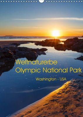 Weltnaturerbe Olympic National Park (Wandkalender 2019 DIN A3 hoch), Thomas Klinder