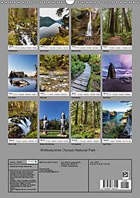 Weltnaturerbe Olympic National Park (Wandkalender 2019 DIN A3 hoch) - Produktdetailbild 13