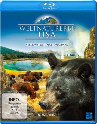 Weltnaturerbe USA - Yellowstone Nationalpark