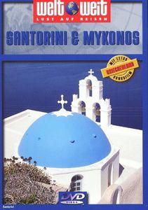 Weltweit - Santorini & Mykonos, Welt Weit-griechenland