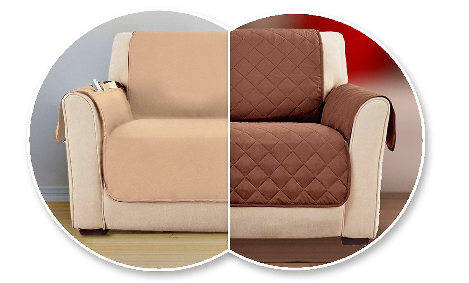 Wende Schutzdecke 2 In 1 2er Couch Bestellen Weltbildch