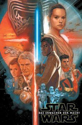 Wendig, C: Star Wars Comics/ Erwachen der Macht
