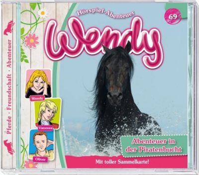 Wendy - Abenteuer in der Piratenbucht, 1 Audio-CD, Wendy