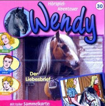 Wendy, Audio-CDs: Tl.30 Der Liebesbrief, 1 Audio-CD, Wendy