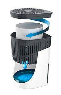 Wenko Raumentfeuchter Drop Weiß 1000 g - Produktdetailbild 2