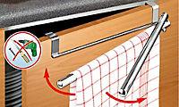 Wenko Tür-Handtuchhalter mit Schwenkarm - Produktdetailbild 2