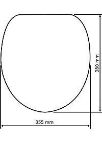 Wenko WC-Sitz Family mit Absenkautomatik - Produktdetailbild 5