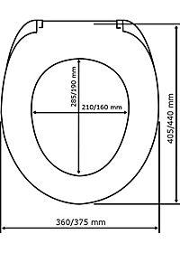 Wenko WC-Sitz Family mit Absenkautomatik - Produktdetailbild 6