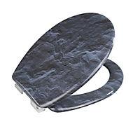 Wenko WC-Sitz Slate Rock mit Absenkautomatik - Produktdetailbild 2