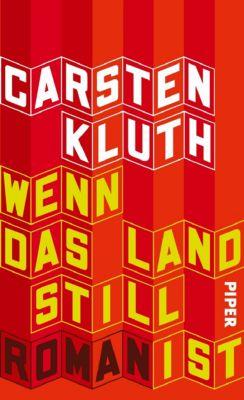 Wenn das Land still ist, Carsten Kluth