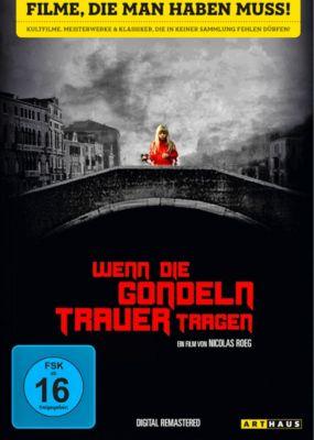 Wenn die Gondeln Trauer tragen, DVD, Daphne Du Maurier