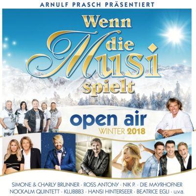 Wenn die Musi spielt Open Air - Winter 2018, Diverse Interpreten