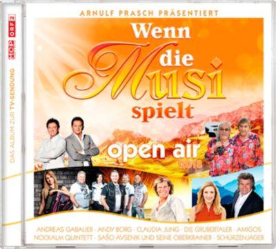 Wenn die Musi spielt-Sommer Open Air 2018, Diverse Interpreten