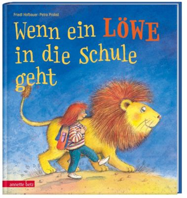 Wenn ein Löwe in die Schule geht, Friedl Hofbauer