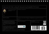 """""""wenn es nicht mehr wichtig ist"""", Bodypainting-Fotografien (Tischkalender 2019 DIN A5 quer) - Produktdetailbild 13"""