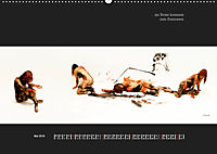"""wenn es nicht mehr wichtig ist"", Bodypainting-Fotografien / CH-Version (Wandkalender 2019 DIN A2 quer) - Produktdetailbild 5"