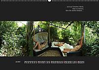"""wenn es nicht mehr wichtig ist"", Bodypainting-Fotografien (Wandkalender 2019 DIN A2 quer) - Produktdetailbild 7"